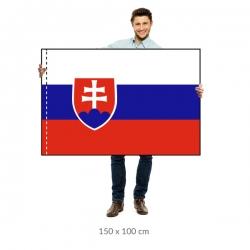 Slovenská republika vlajka
