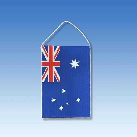 Austrália stolová zástavka
