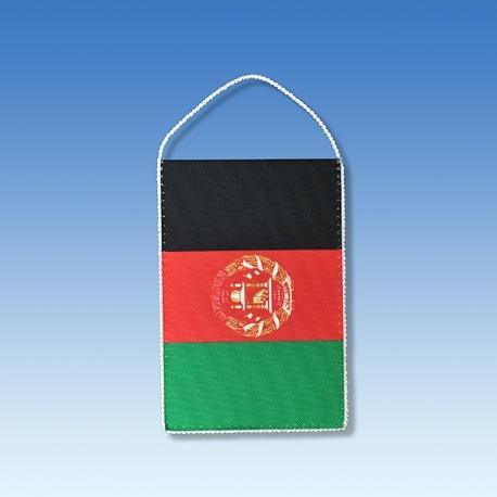Afganistan stolová zástavka