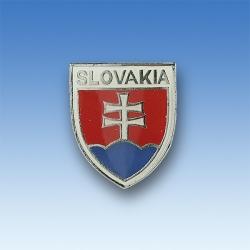 Odznak SLOVAKIA 2,5 cm