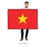 Vietnam vlajka