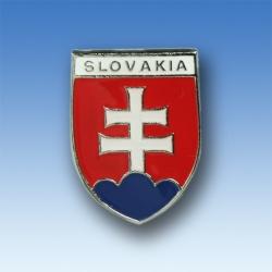 Odznak SLOVAKIA 1,8 cm