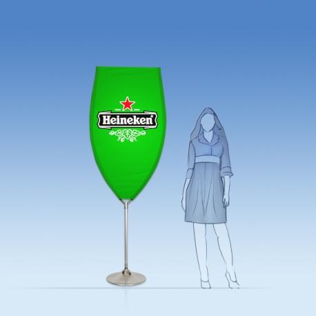 Reklamný panel Drink