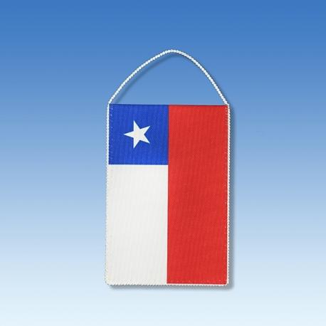 Čile stolová zástavka