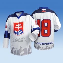 Hokejový dres SLOVAKIA 2019