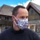 Rúško na tvár - Čičmany