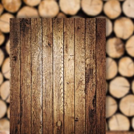 Rúško na tvár - drevo