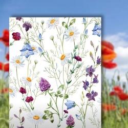 Rúško na tvár - kvetinky (3 druhy)