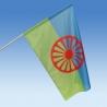 Rómska vlajka 150x100 cm