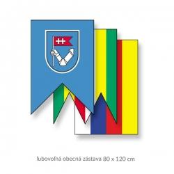 Obecná zástava 80 x 120 cm