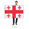 Gruzínsko vlajka