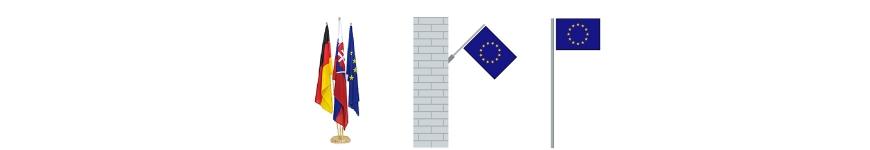 EÚ vlajky