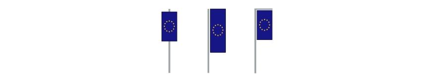 EÚ zástavy